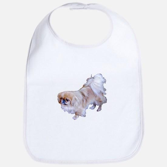 Pekingese Dog Bib