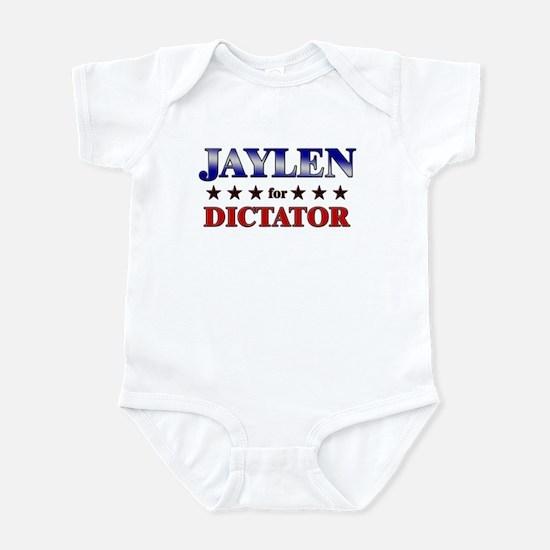 JAYLEN for dictator Infant Bodysuit