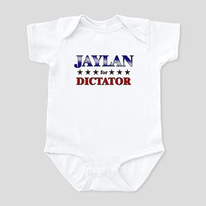 JAYLAN for dictator Infant Bodysuit