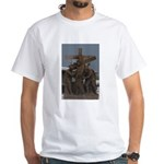 New Orleans' Historic Cemeter White T-Shirt