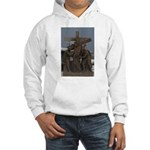 New Orleans' Historic Cemeter Hooded Sweatshirt