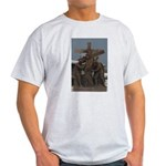 New Orleans' Historic Cemeter Ash Grey T-Shirt
