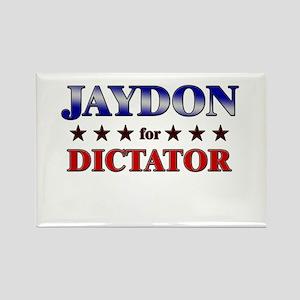 JAYDON for dictator Rectangle Magnet