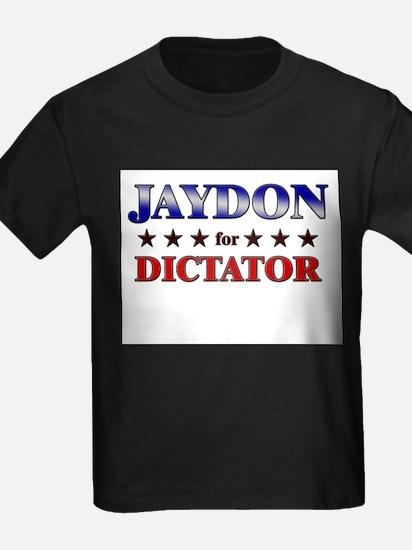 JAYDON for dictator T