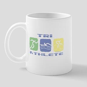 TRI ATHLETE Mug