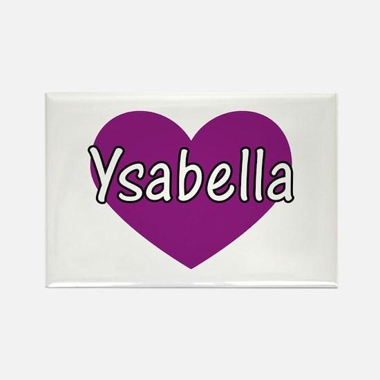 Ysabella Rectangle Magnet (100 pack)