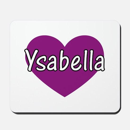 Ysabella Mousepad