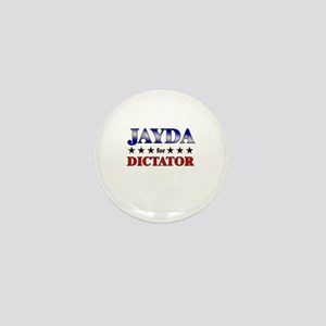 JAYDA for dictator Mini Button