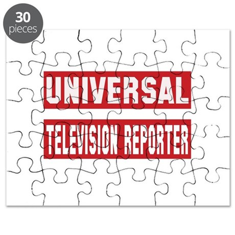Universal Television Reporter Puzzle