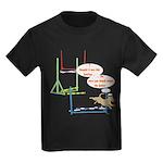 Agility Bowling Kids Dark T-Shirt