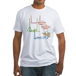 Agility Bowling Fitted T-Shirt