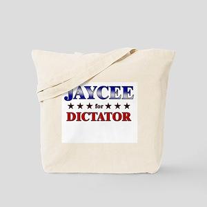 JAYCEE for dictator Tote Bag
