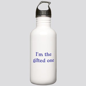 I'm the Gifted One Water Bottle