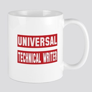 Universal Technical writer 11 oz Ceramic Mug