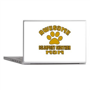 Awesome Colorpoint Shorthair Mom Desi Laptop Skins