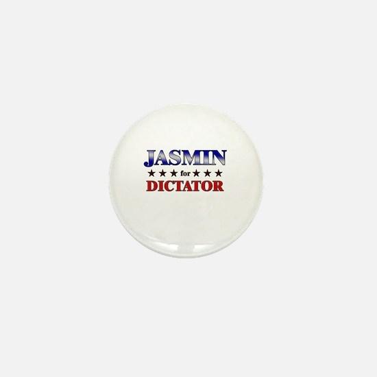 JASMIN for dictator Mini Button