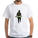 Agility Support Spouse White T-Shirt