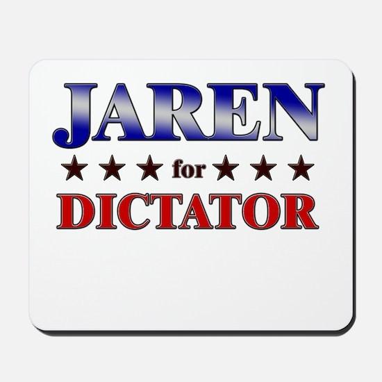 JAREN for dictator Mousepad