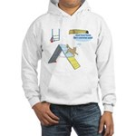 Touch Touch Touch Hooded Sweatshirt