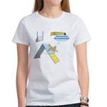 Touch Touch Touch Women's T-Shirt