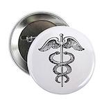 Asclepius Staff - Medical Symbol 2.25
