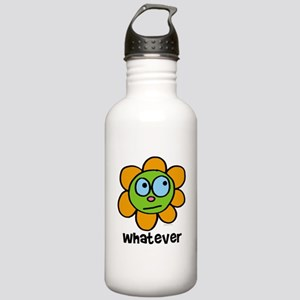 whatever-button Water Bottle