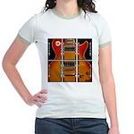 Les film more music Jr. Ringer T-Shirt
