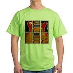 Les film more music Green T-Shirt