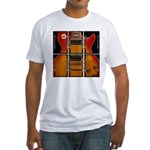 Les film more music Fitted T-Shirt
