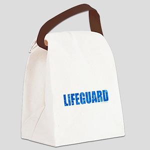 Lifeguard Canvas Lunch Bag