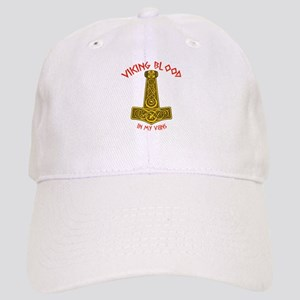 Viking Blood in my veins Cap