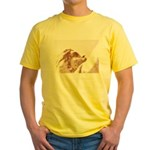 New Orleans cemetery Yellow T-Shirt