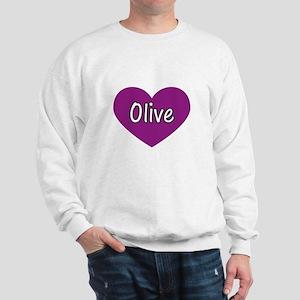 Olive Sweatshirt