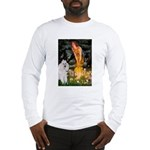 Fairies / Std Poodle(w) Long Sleeve T-Shirt