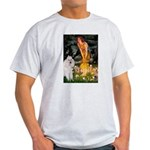 Fairies / Std Poodle(w) Light T-Shirt