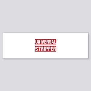 Universal Stripper Sticker (Bumper)