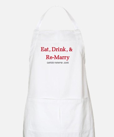 Eat Drink ReMarry BBQ Apron
