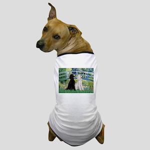 Bridge / Std Poodle (pr) Dog T-Shirt