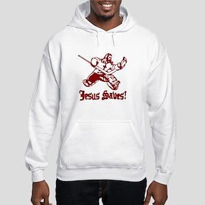 Jeses Saves Goal Hooded Sweatshirt