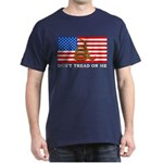 Don't Tread on Me Dark T-Shirt