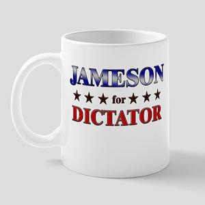 JAMESON for dictator Mug