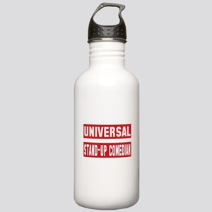 Universal Stand-up com Stainless Water Bottle 1.0L