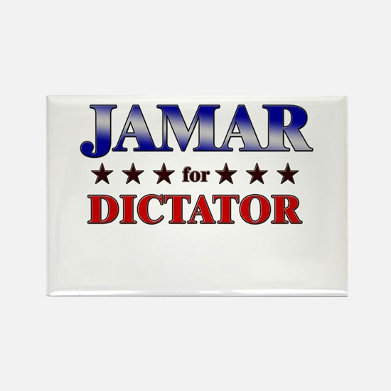 JAMAR for dictator Rectangle Magnet