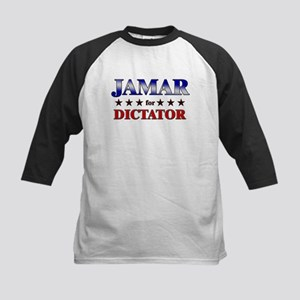 JAMAR for dictator Kids Baseball Jersey