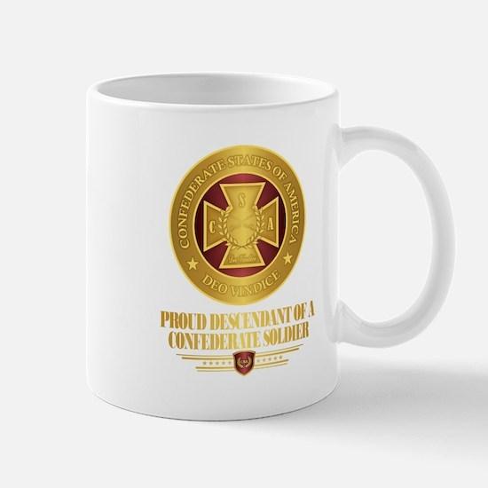 Proud Descendant Mugs