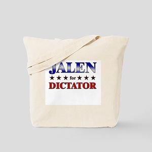JALEN for dictator Tote Bag