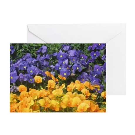 Purple with A Passion! Greeting Cards (Pk of 10)