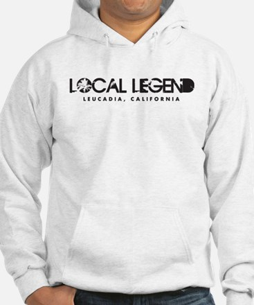 LEUCADIA California, Local Legen Hoodie
