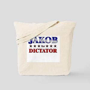 JAKOB for dictator Tote Bag