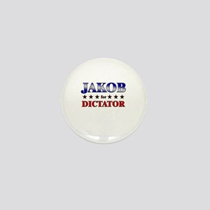 JAKOB for dictator Mini Button